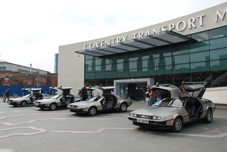 From the Archive: Coventry Transport Museum 2007