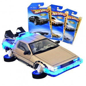 DeLorean Models