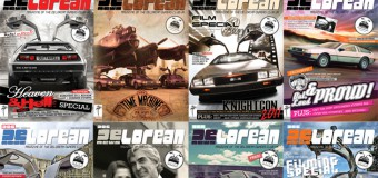 DELOREAN NEWS MAGAZINE