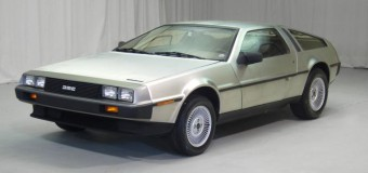 Hagerty Classic Cars DeLorean Article