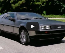 DMC Houston and the physical DeLorean Legacy – XCAR
