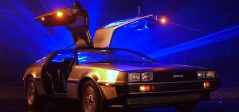 DeLorean Owners Club At NEC Classic Motor Show 11th-13th November 2016