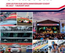 DOC 2021 Club 25th Anniversary Event. Silverstone 1st August 2021